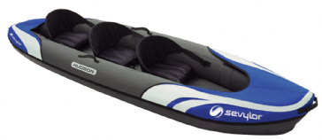 Sevylor Hudson 3 Person Inflatable Kayak